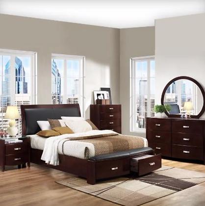 1737 Bedroom Set