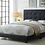 Thumbnail: T2113 Headboard/Bed-Queen