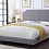 Thumbnail: T2116 Headboard/Bed-Double