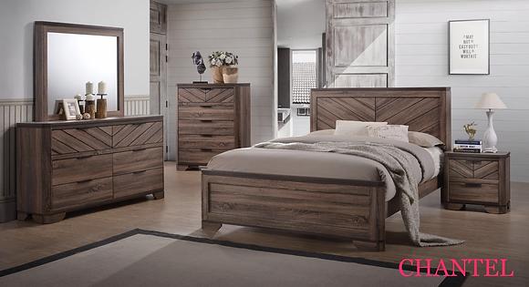 Chantel Bedroom Set