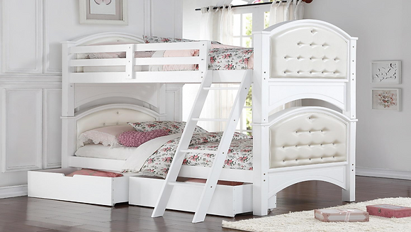 43023 Twin/Twin Bunk Bed