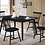 Thumbnail: T-3058/3055 5pc Dining Set