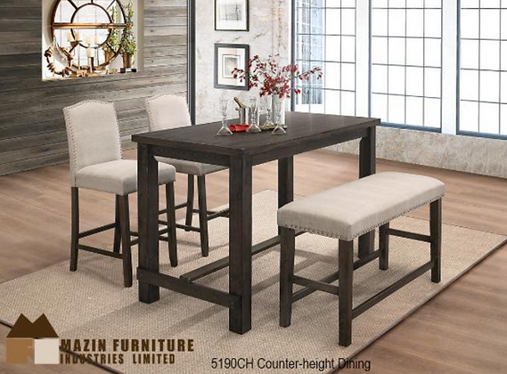 5190 4pc Counter Height Set