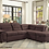 Thumbnail: 8277 Sectional Sofa Bed