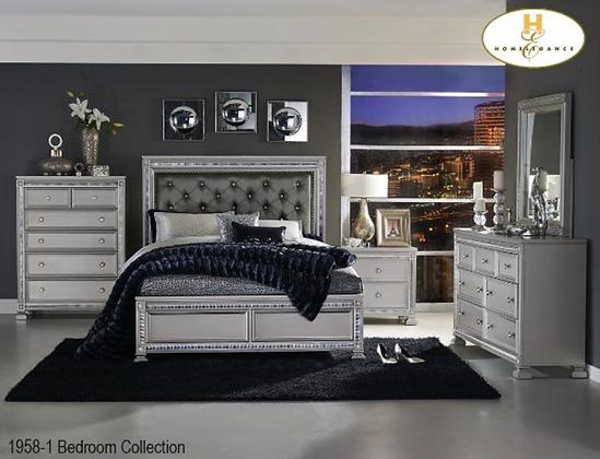 1958 Bedroom Set