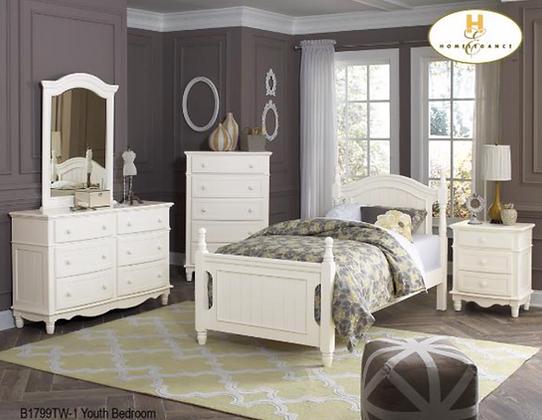 B1799T Youth Bedroom Set