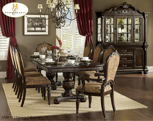1808 Dining Table Set