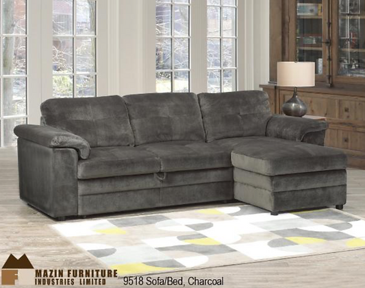 9518 Sectional Sofa Bed