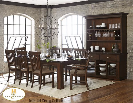 5400 7pc Dining Table Set