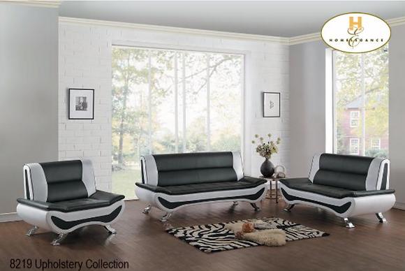8219 Sofa Set