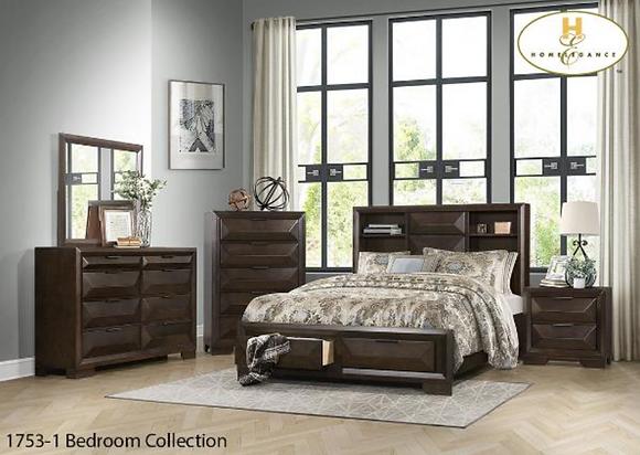 1753 Bedroom Set