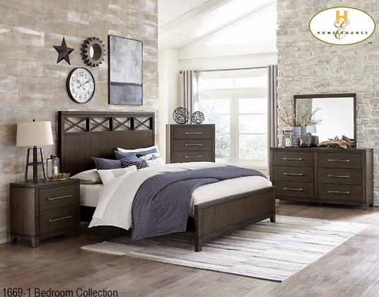1669 Bedroom Set