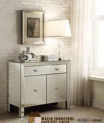 4678 Mirrored Cabinet