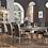 Thumbnail: 5546 7pc Dining Table Set
