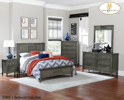 2046 Bedroom Set