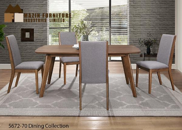 5672 5pc Dining Table Set