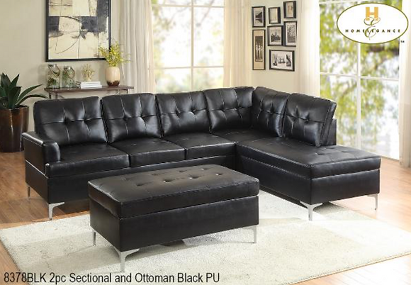 8378 Sectional Sofa
