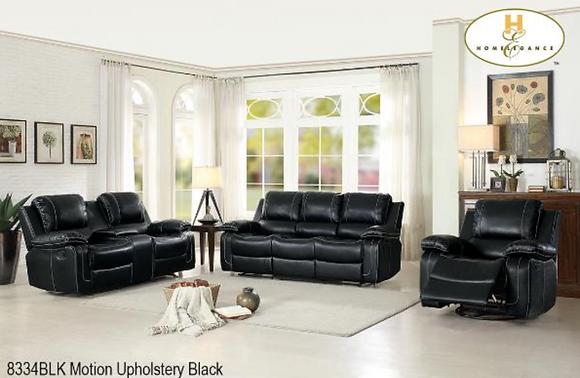 8334 Recliner Sofa Set