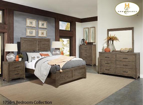 1756 Bedroom Set