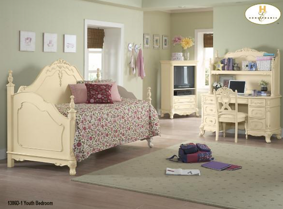 1386D Youth Bedroom Set