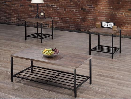 5051 3pc Coffee Table Set