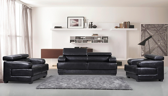 2810 3pc Sofa Set