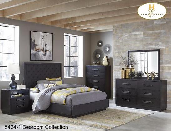 5424 Bedroom Set