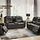 Thumbnail: 9017 Recliner Sofa Set