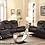 Thumbnail: 8524 Recliner Sofa Set