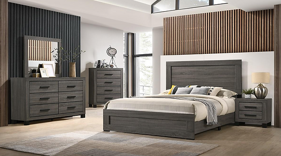 1081 Bedroom Set