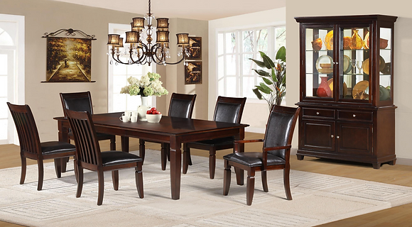 770 7pc Dining Table Set