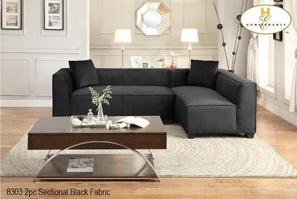 8303 Sectional Sofa