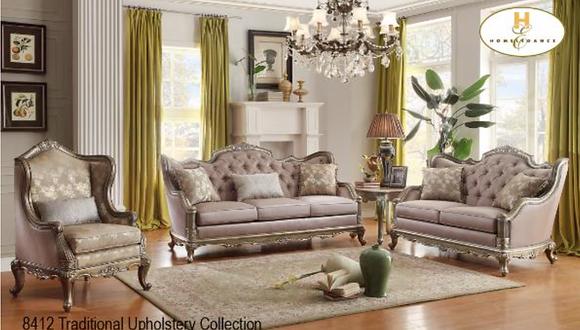 8412 Sofa Set
