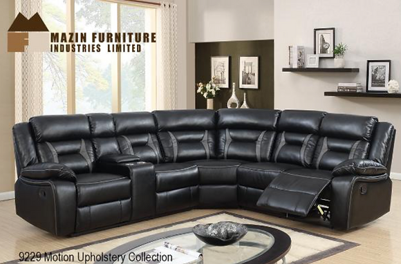 9229 Recliner Sectional
