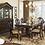 Thumbnail: 1824 7pc Dining Table Set