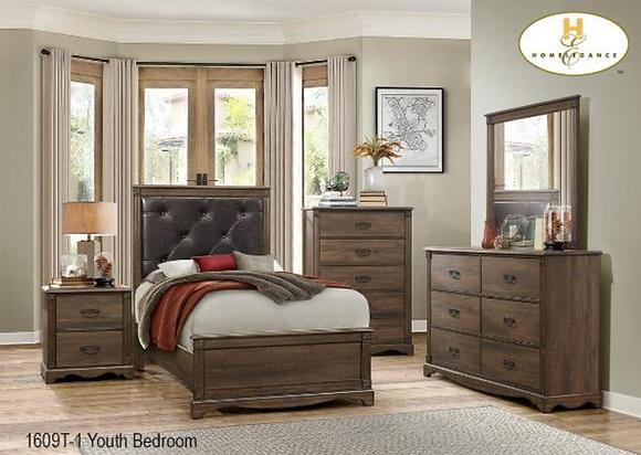 1609 Bedroom Set