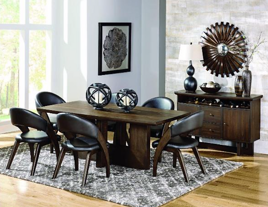 5517 7pc Dining Table Set
