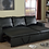Thumbnail: 9002 Sectional Sofa Bed