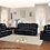 Thumbnail: 8329 Recliner Sofa Set