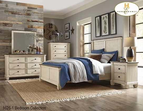 1626 Bedroom Set