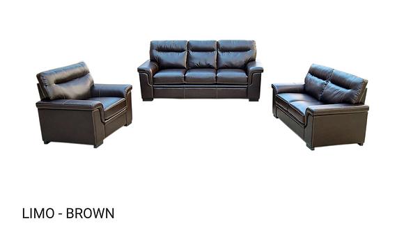 Limo 3pc Sofa Set