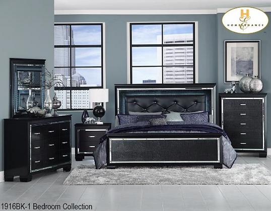 1916BK Bedroom Set