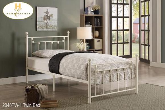 2048 Platform Bed