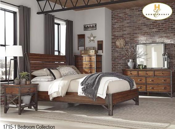 1715 Bedroom Set