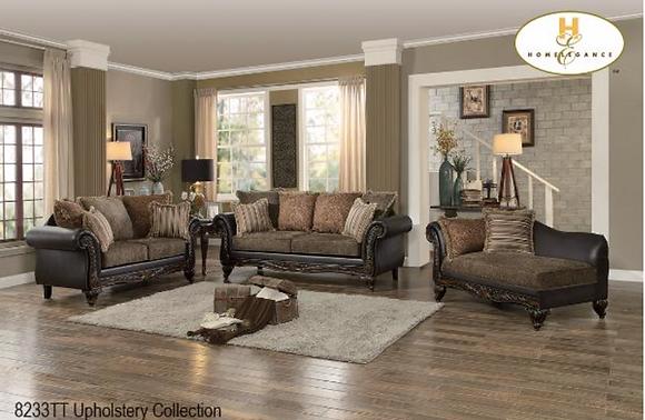 8233 Sofa Set