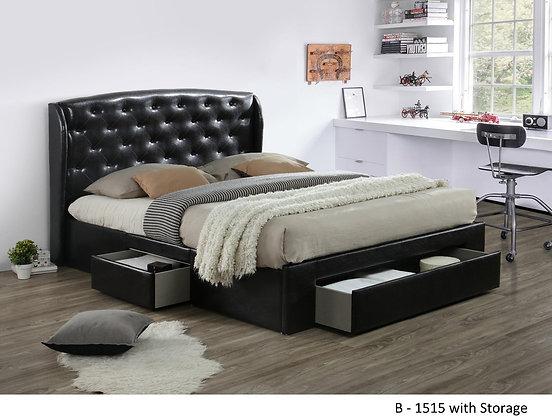 B-1515 Storage Bed