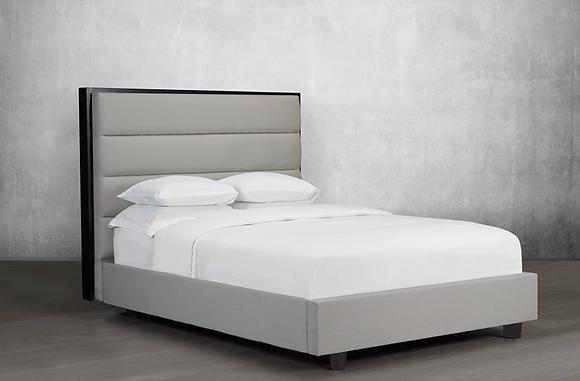 158 Queen Headboard/Bed/Storage Bed