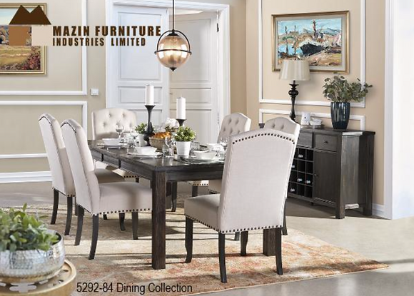 5292 7pc Dining Set