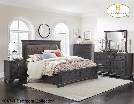 1647 Bedroom Set