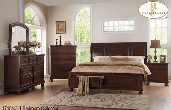 1718 Bedroom Set